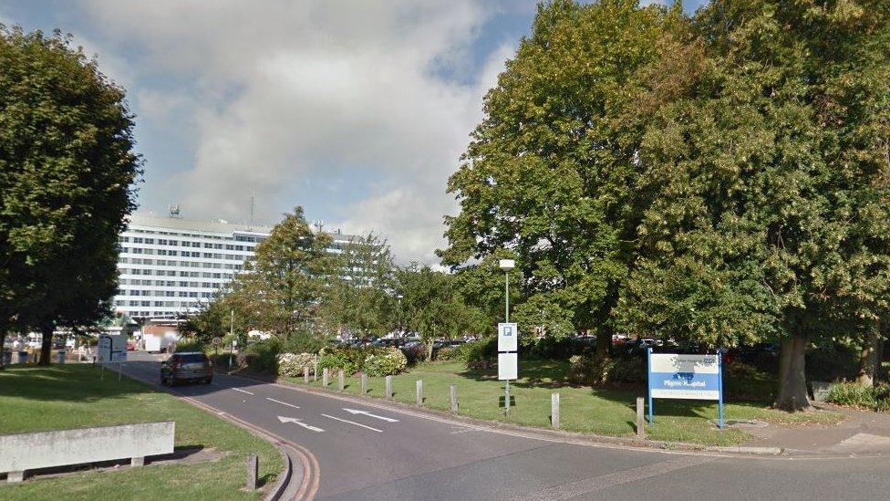 Boston Pilgrim Hospital roof jump man wins £3m damages