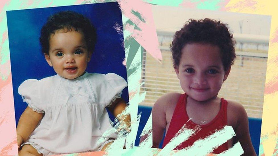 صور طفولة كيلسي ريكاردز