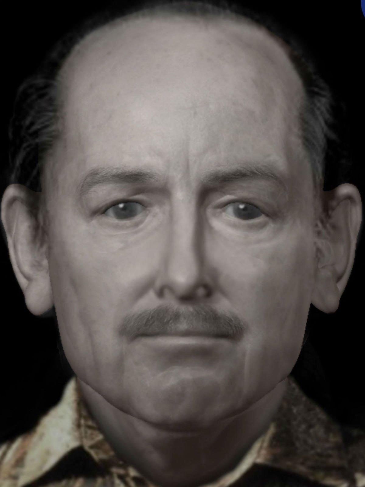 Rekonstrukcija lica čoveka ubijenog 1991. godine