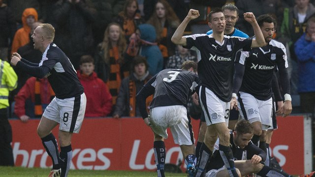 Highlights - Dundee 2-1 Dundee United