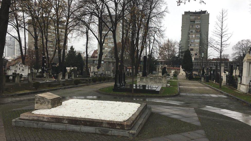 Grob Jovana Cvijića