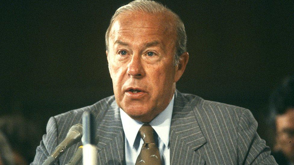 جورج شولتز