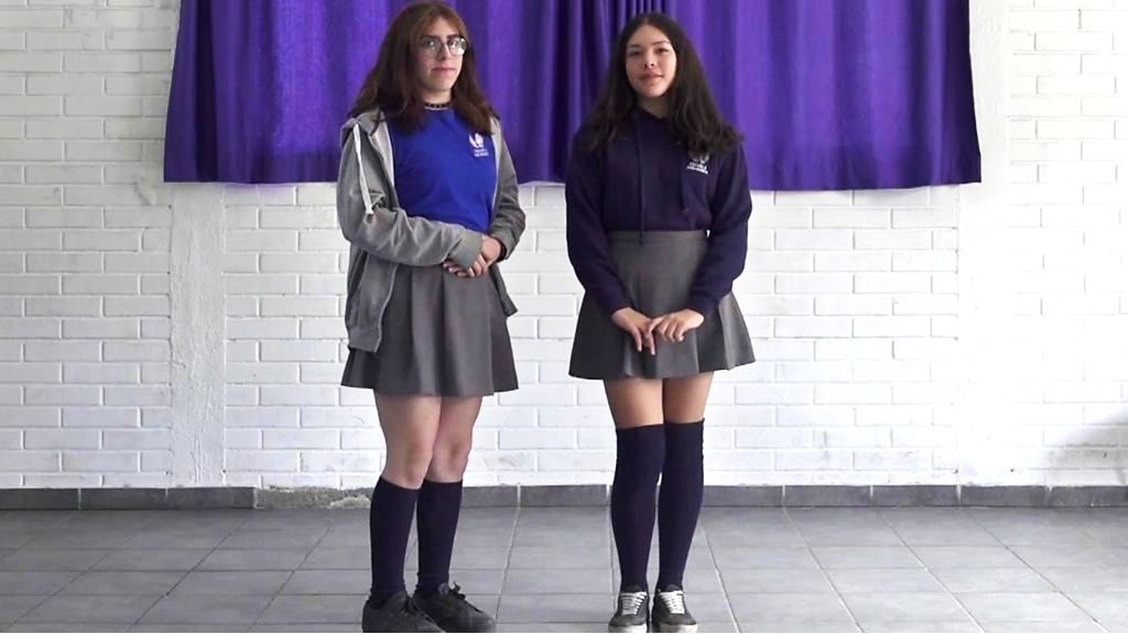 Inside Chile's Amaranta school for transgender children