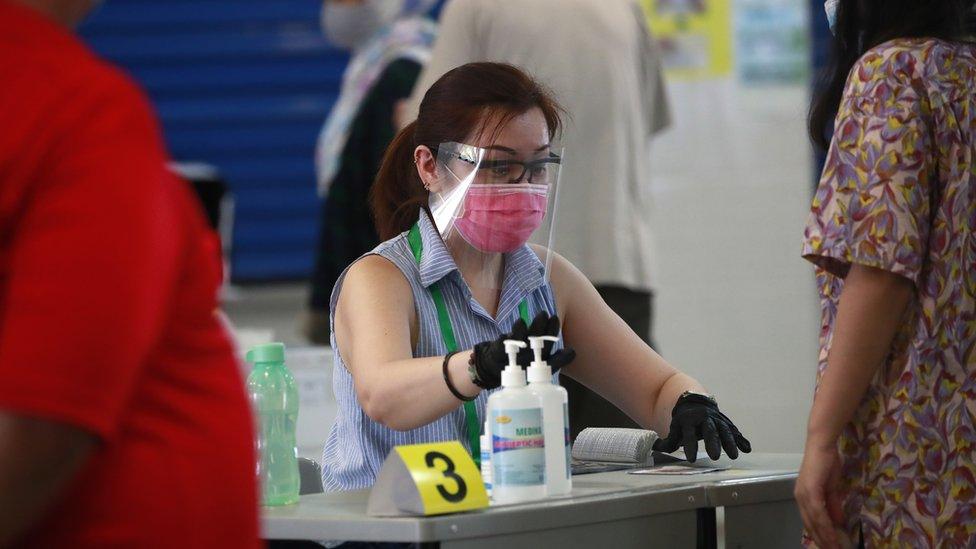 Eleições em Cingapura