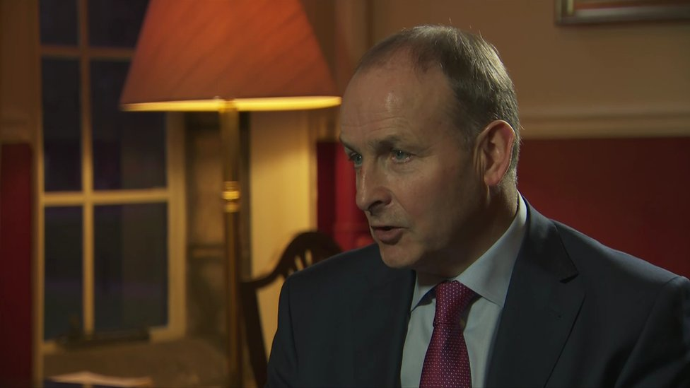 Micheál Martin: Fianna Fáil and SDLP deal 'not finalised'