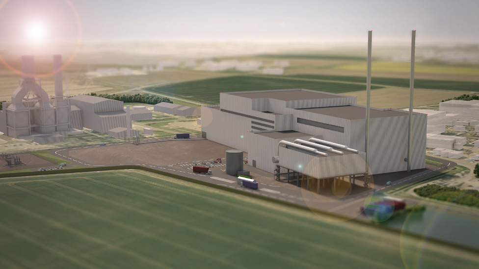 Plans for £300m power station in North East Lincolnshire