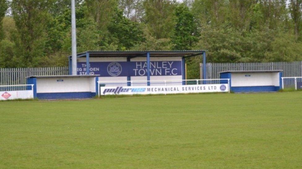 Hanley Town ground
