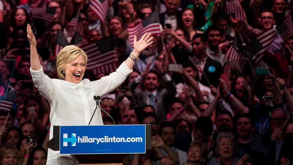 克林頓當選紐約州參議員,2001年至2009年