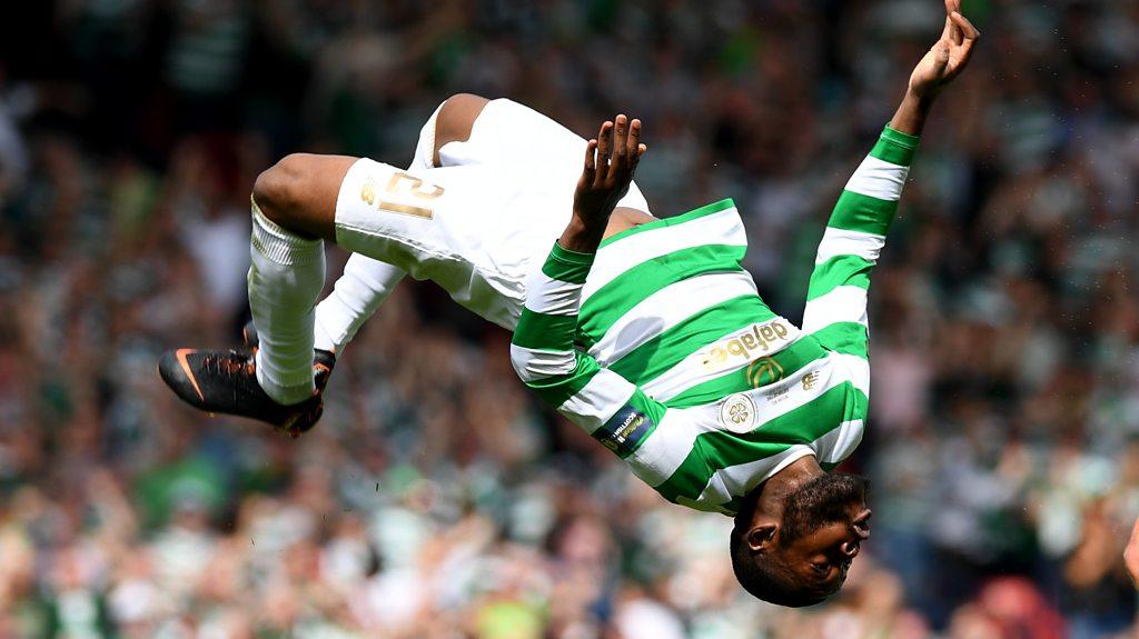 Highlights: Celtic 2-0 Motherwell