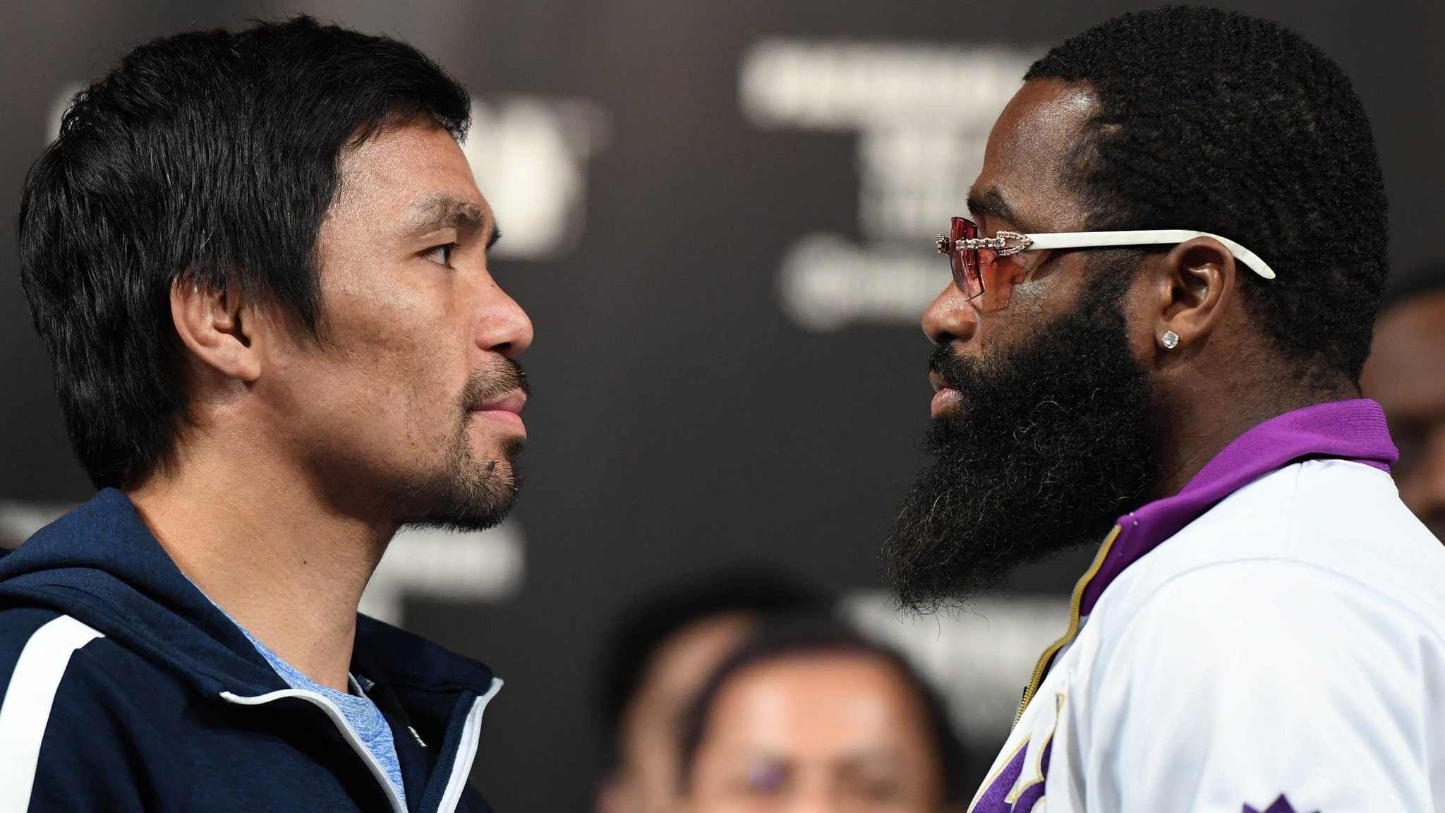 Manny Pacquiao v Adrien Broner: WBA world champion ready for 70th pro fight
