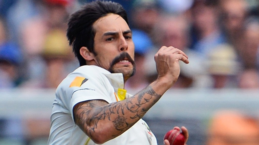 Former Australia fast bowler Johnson retires from cricket aged 36