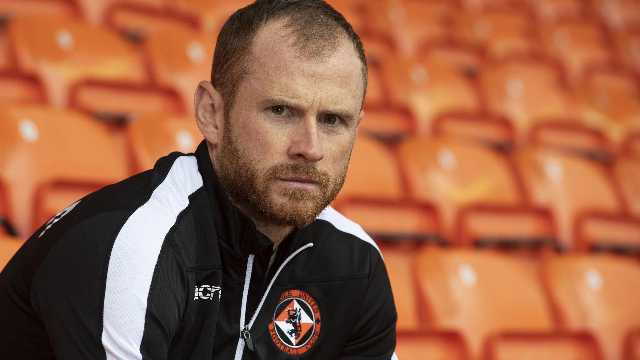Mark Reynolds: Dundee United's new graduate says footballer students no longer 'pariahs'