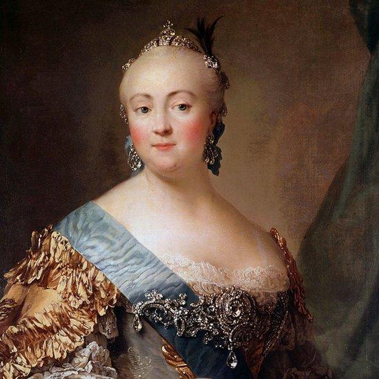 La emperatriz Isabel (1709-1762)