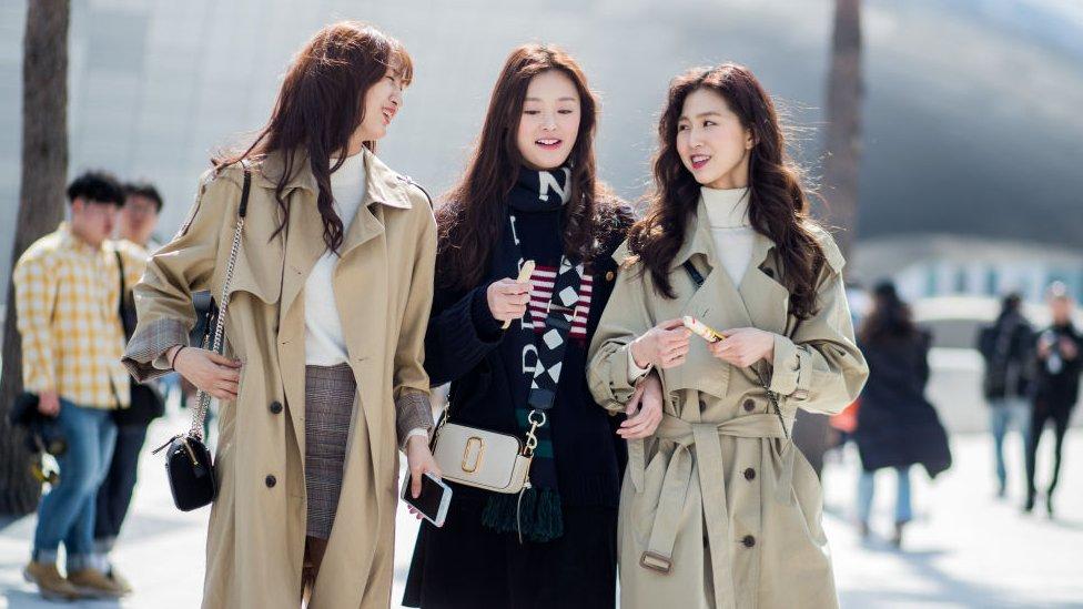 Muchos se refieren a Corea del Sur como la capital de la belleza del mundo.