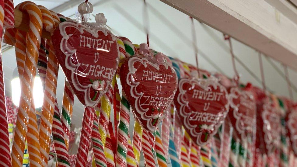 Za ljubitelje slatkiša ima svakakvih poslastica