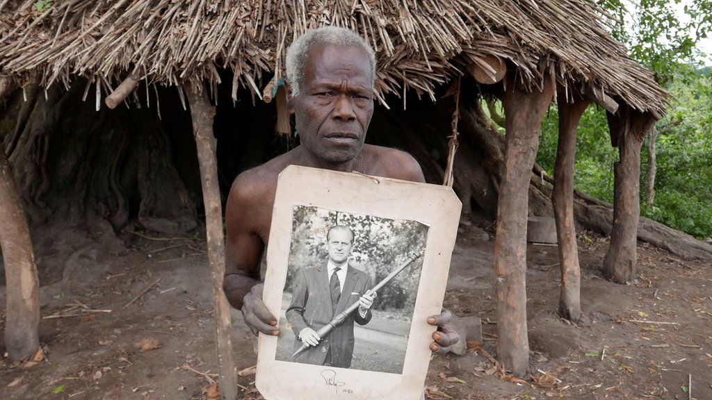 jefe tribal de Tanna