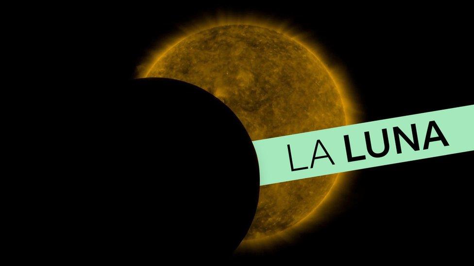 La explicación de un extraño movimiento de la Luna captado por la NASA