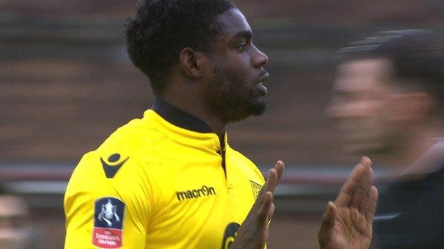 Micah Richards gives Aston Villa lead