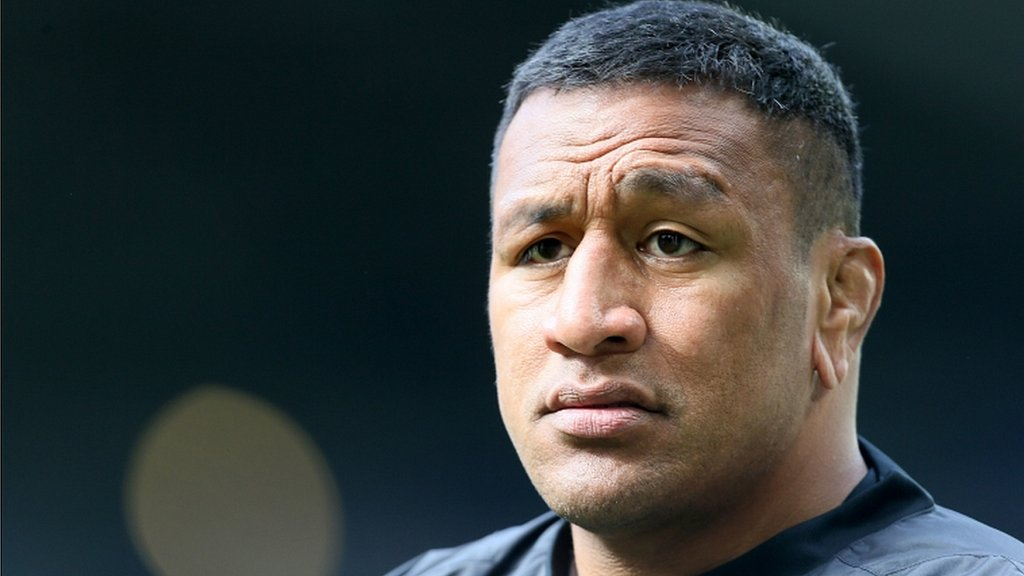 Vunipola out for three months and may miss England's World Cup warm-up games