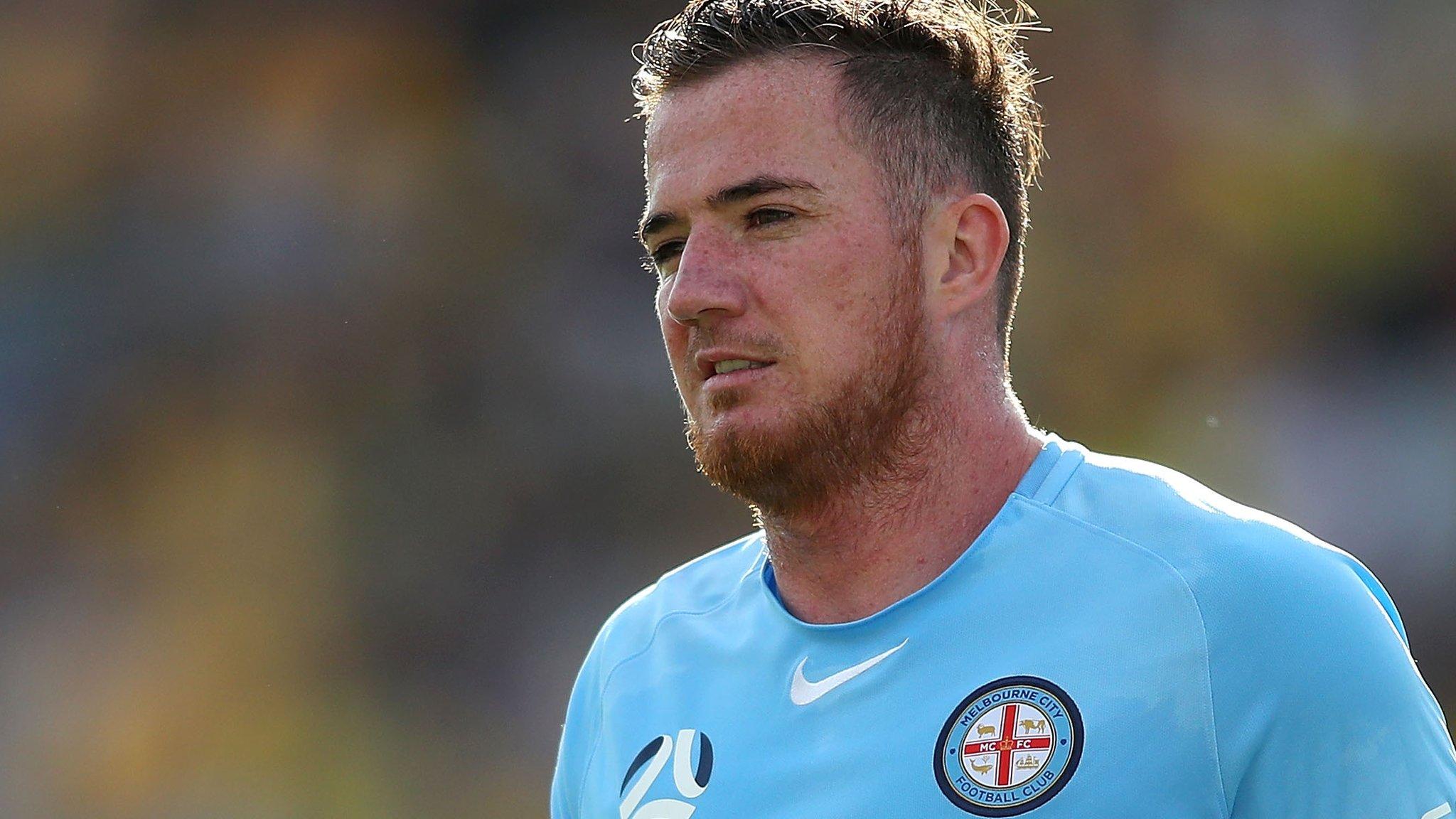 Ross McCormack: Aston Villa striker joins Central Coast Mariners on loan