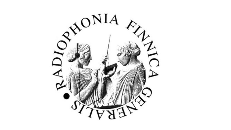 Logo of Finnish radio's Latin news bulletin