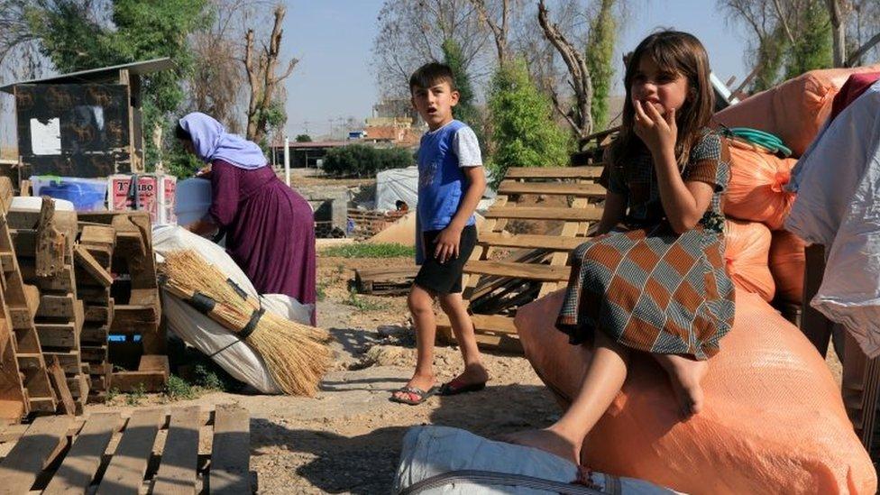 Familia yazidi