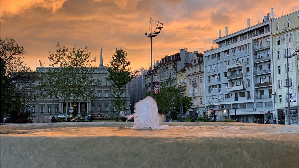 Beograd, 2019. godine