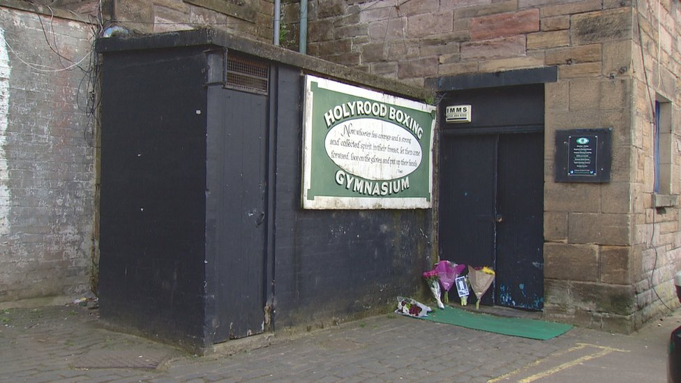 Holyrood Boxing Gym