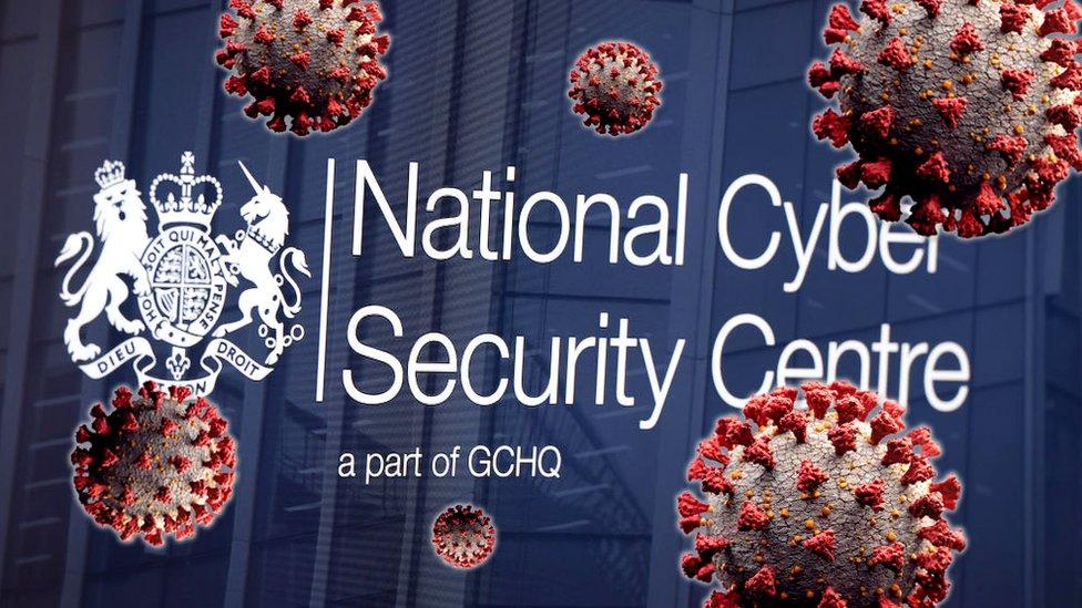 NCSC graphic