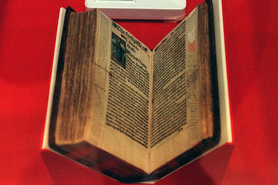 Biblia de William Tyndale