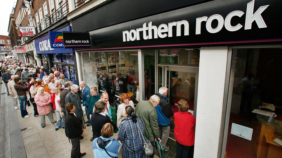 Northern Rock: US firm 'misled' UK government on mortgages
