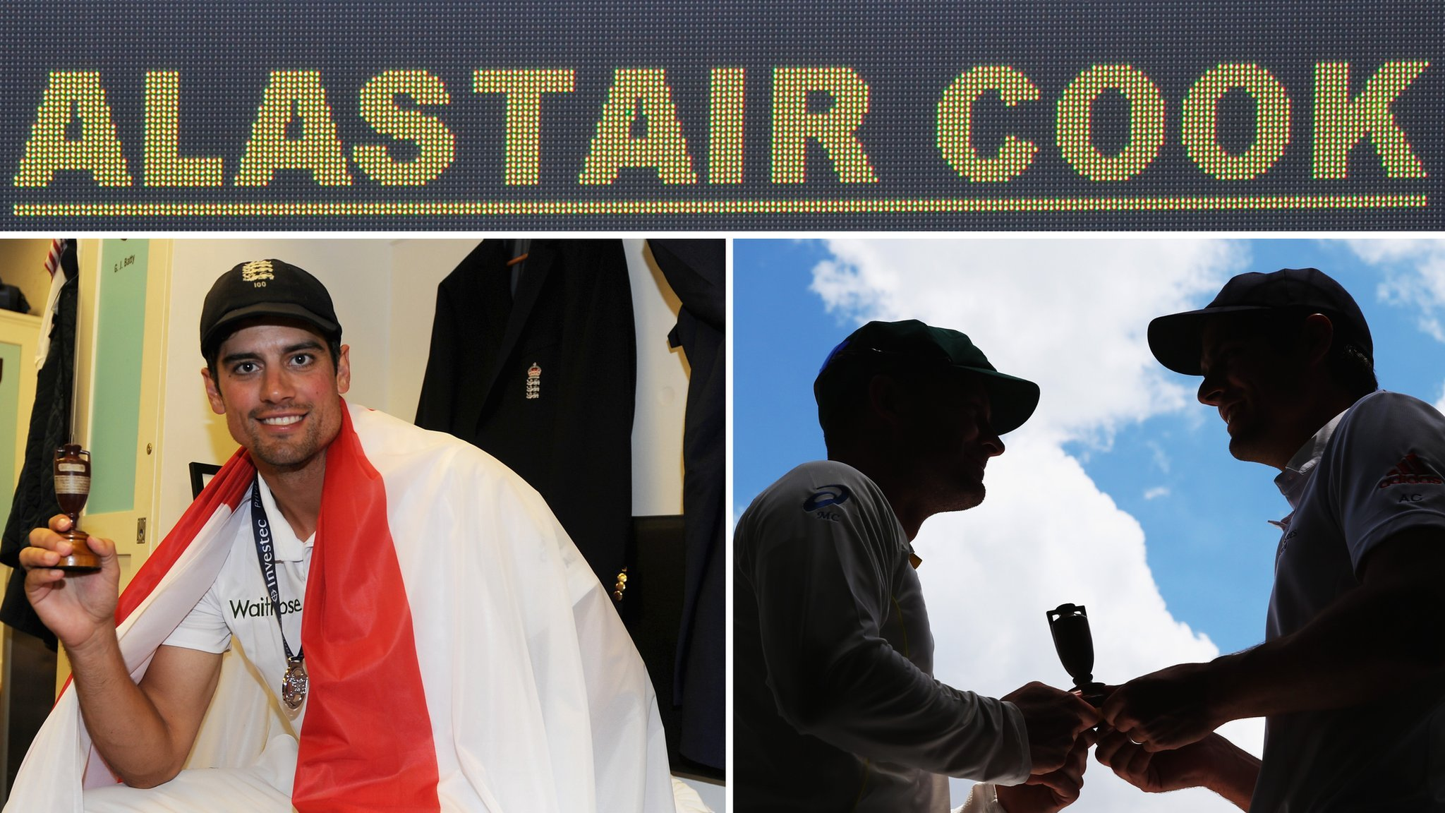 Alastair Cook on his career, Ashes highs & lows, Kevin Pietersen & Graham Gooch