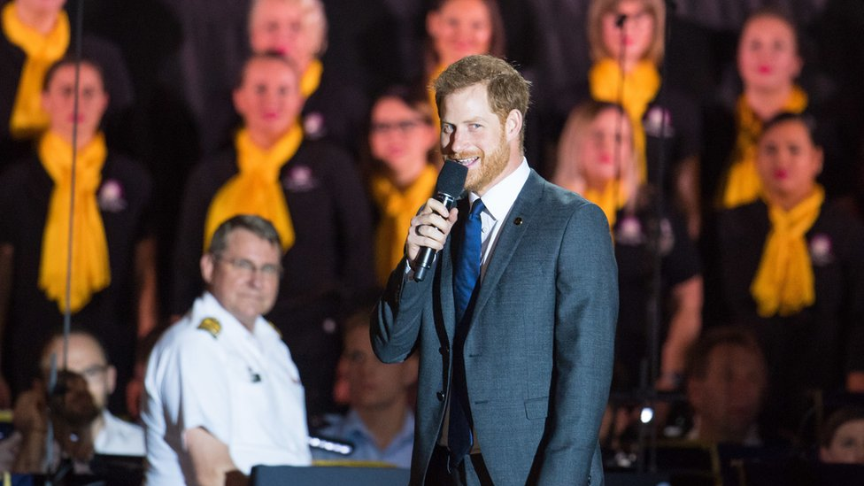 Royal tour: Prince Harry and Meghan launch Invictus Games