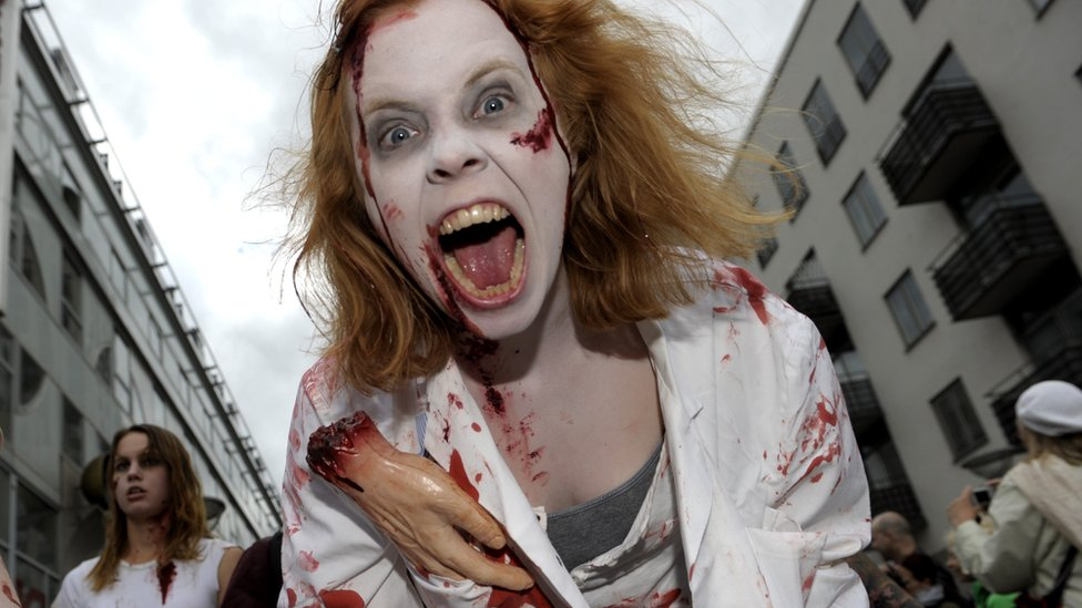 'Zombies' wanted for mass dance in Inverness