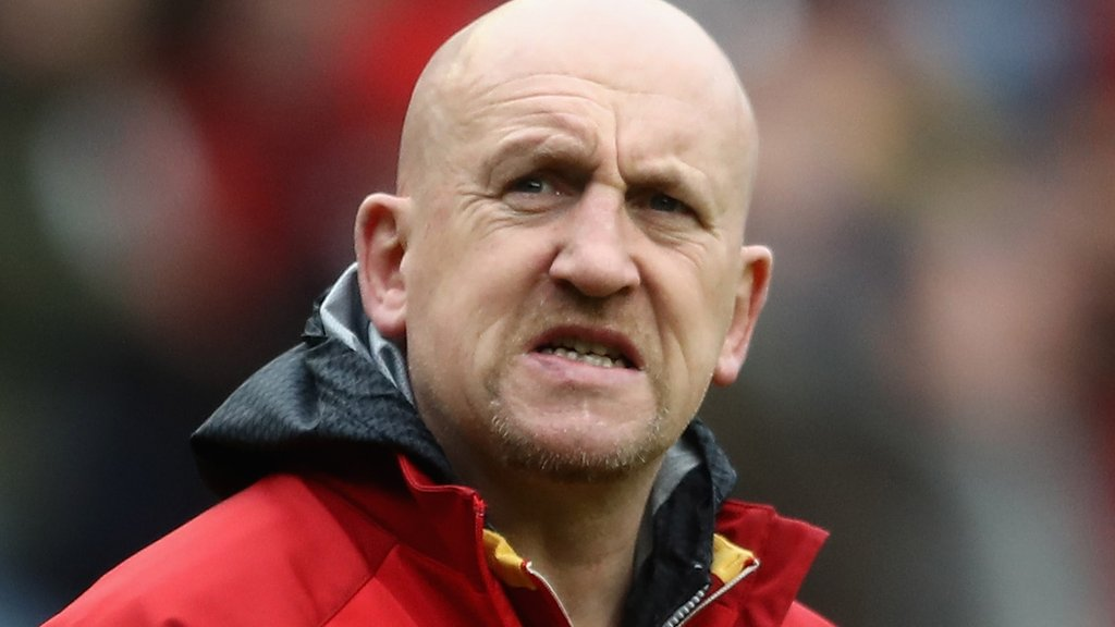Shaun Edwards: Wales defence coach set to join Dragons part-time