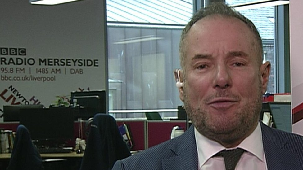 Liverpool mayor is out on bail after being arrested in bribery investigation