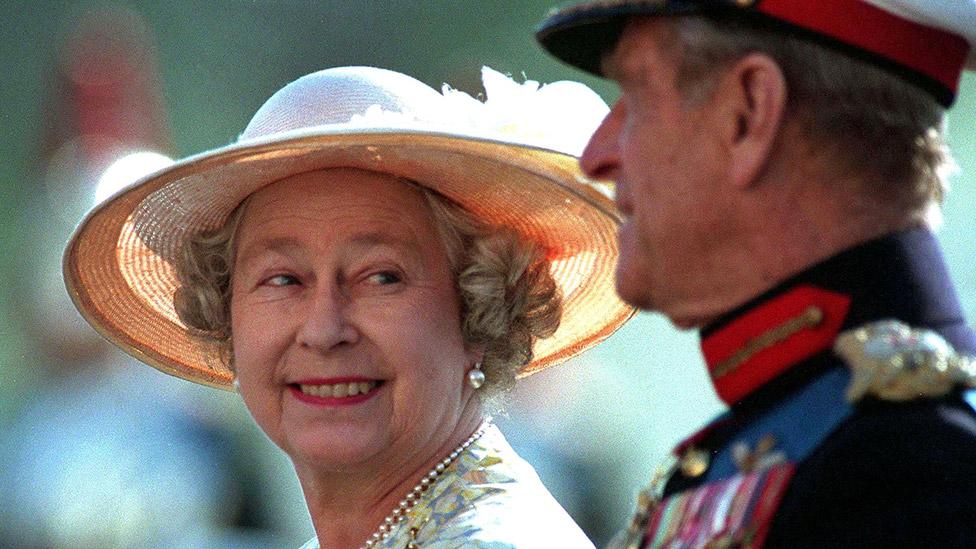 Kraljica i vojvoda od Edinburga