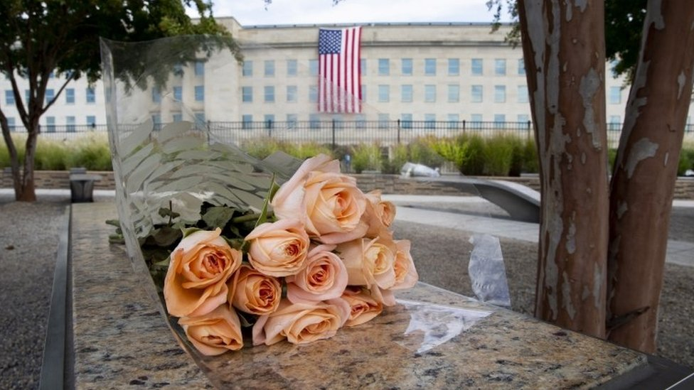 Memorijalni centar Pentagon, 11.9.2021.