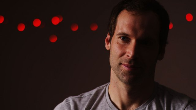 Arsenal's Petr Cech