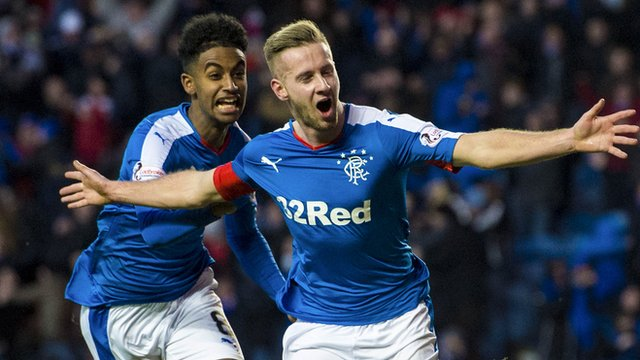 Highlights - Rangers 1-0 Falkirk