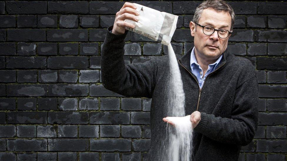Ineos director: TV chef attack on plastic 'pretty pathetic'