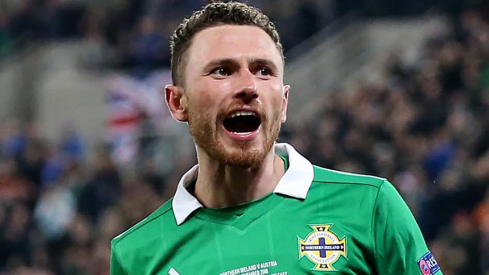 Euro 2020 qualifiers: Corry Evans injury worry for Northern Ireland