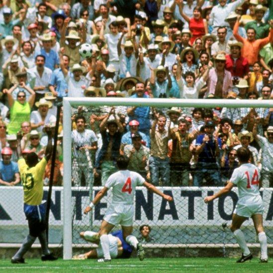 Mundial de México 1970.