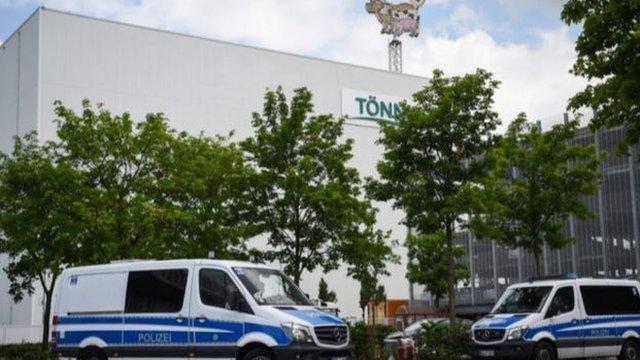德國爆發肉品加工廠群聚感染事件