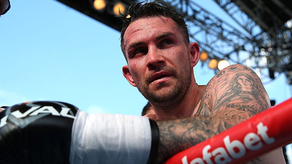 Paul Smith Jr announces retirement from boxing