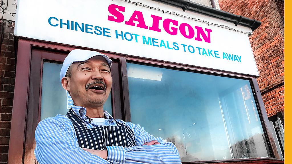 'Saigon Sam' and his Teesside takeaway