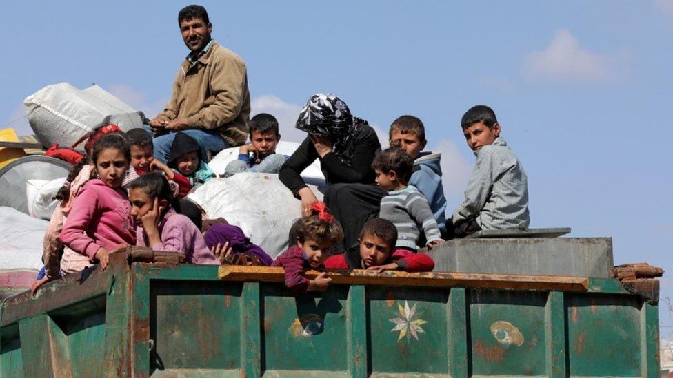 أكراد سوريون