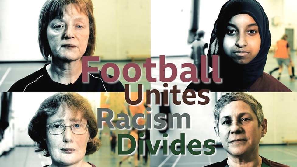 FA People's Cup: FURD - the five-a-side team standing up to racism