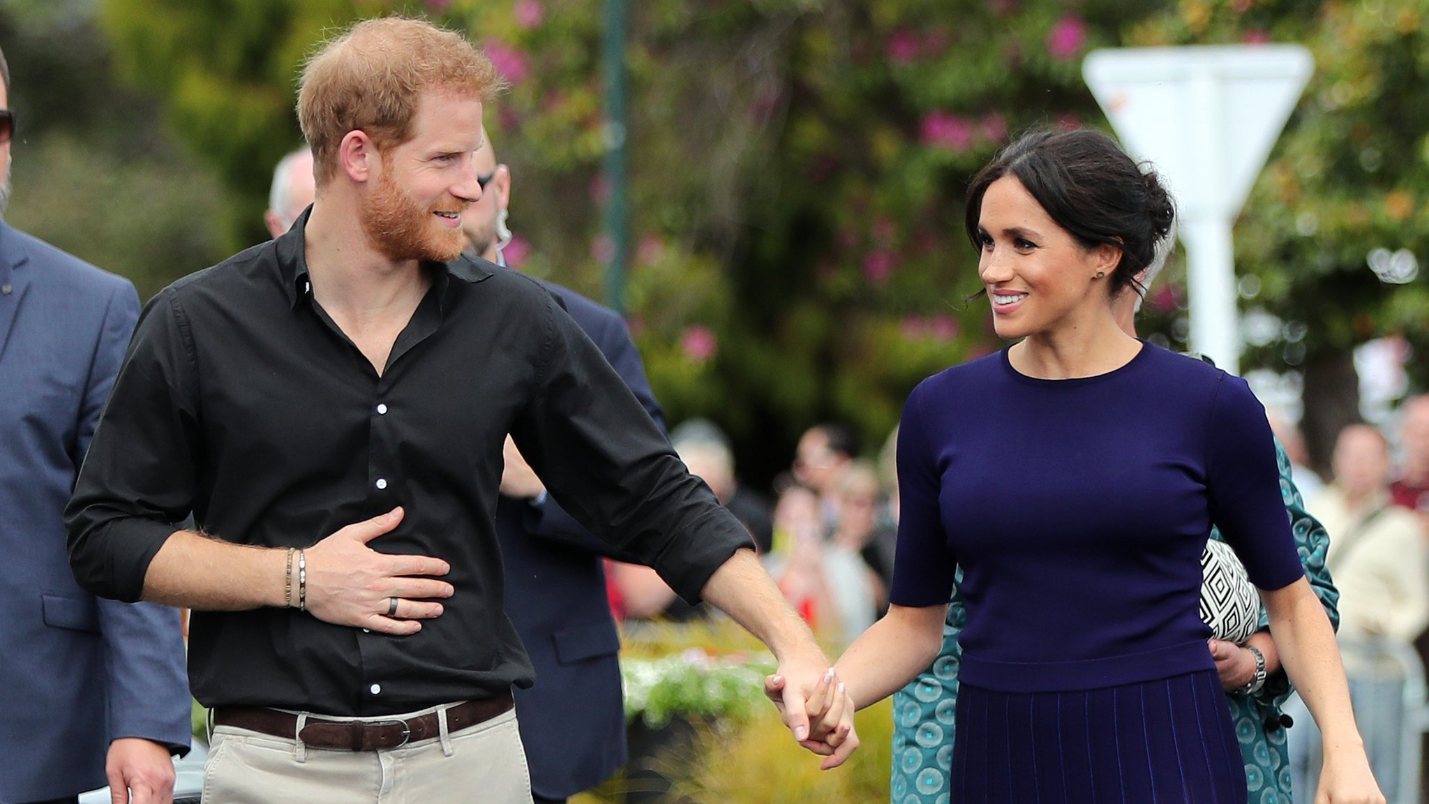 Could Harry and Meghan's child pay US taxes?