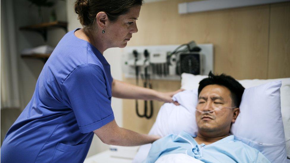 Hospitals 'overcrowding risk' ahead of Christmas